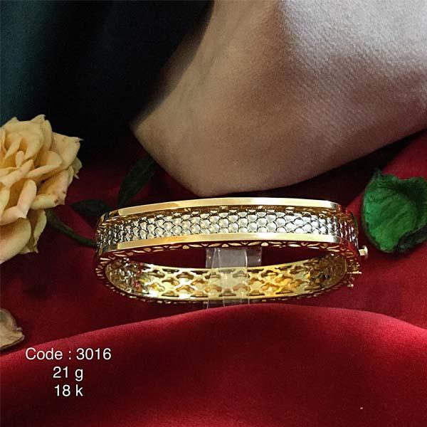 دستبند گلد مارک آوا - شرکت طلوع یاس سپاهان